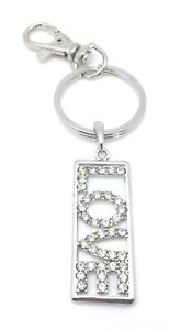 Key-Chain-Crystal-LOVE-Silver-Purse-Charm-Ring-Zipper-Pull-Valentines-Day-Gifts