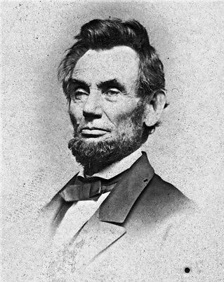 New 8x10 Photo: President Abraham Lincoln by Mathew Brady, 1864