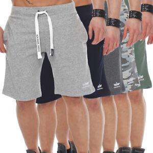 Finchman-Herren-Cotton-Sweat-Short-Kurze-Hose-Bermuda-Sweatpant