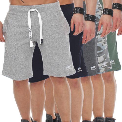 Uomo Pantaloncini Cotone Pantaloni Sportivo Felpati Finchman Bermuda PdpTqxpB