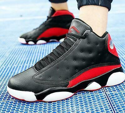 yoot1 Men/'s retro J 3 basketball shoes High Top White Sneakers7-13