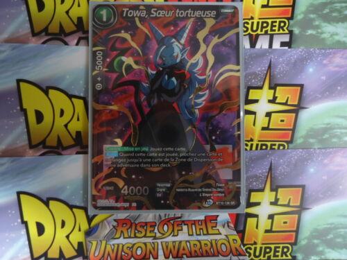 Dragon Ball Super Card Game FR Towa,Soeur tortueuse BT10-136 SR NEUF
