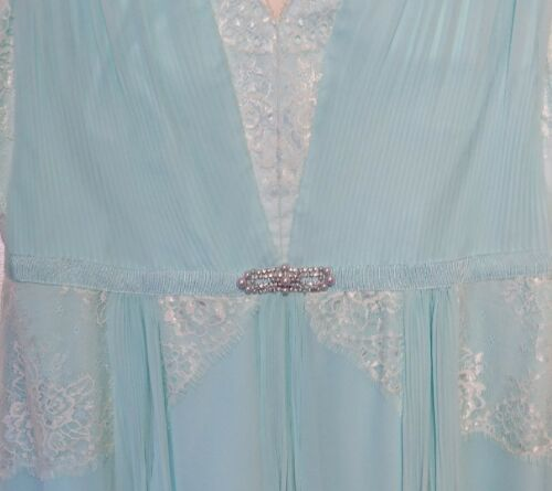 speciale Dress Madison Pearl Party Uk Lace Occasione 16 Mint Monsoon Bnwt Cocktail fPqZOq