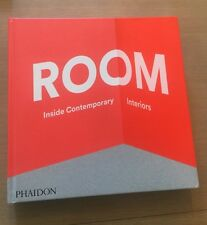 Room: Inside Contemporary Interiors, The Editors of Phaidon Press Large Book