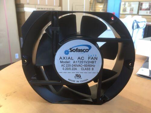 Sofasco AC Axial Fan Motor A17251V2HBT 230V 0.20 Amps