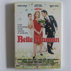 Belle-Maman-DVD-Zone-2-Catherine-Deneuve-Vincent-Lindon-Mathilde-Seigner