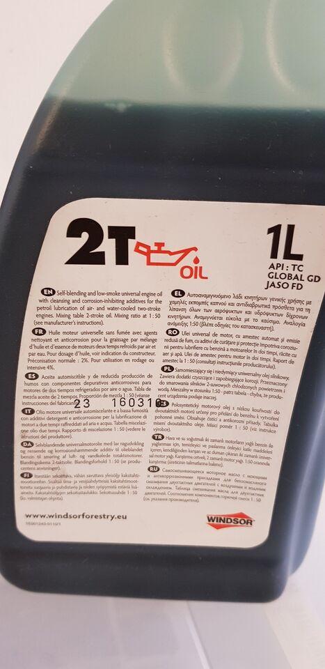 2 takts olie