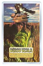 DERSU UZALA 1975 AKIRA KUROSAWA FRIDGE MAGNET IMAN NEVERA