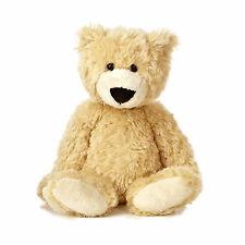 Aurora Plush Classic Slouchee Golden Brown Long Fur Teddy Bear Cuddly Toy