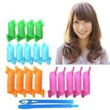 DIY 18pcs/set Hair Styling Roller Magic Circle Curler Leverag Stick Spiral Curls