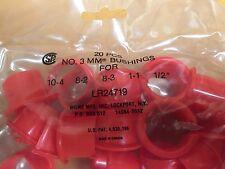 """Mline LR24719 No.3  MM Bushings for 10-4 8-2 8-3 1-1 1/2""""  (20pcs = 1 lot)"""
