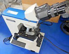 Reichert Mikrostar IV Microscope 410, 10,40,100x Objectives, 10X Eyepieces