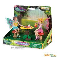 Fairy Tea Party Set 876029 Safari Ltd. Fairy Fantasies Collection