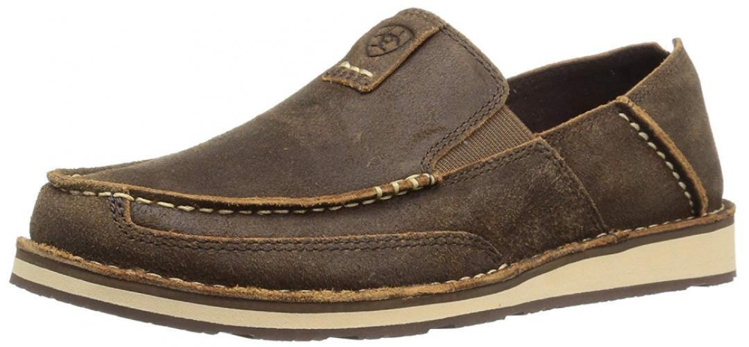 Man's/Woman's Ariat Men's Cruiser Slip-on Shoe Clearance price Upper material Exquisite processing