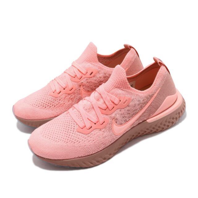 Nike Epic React Flyknit 2 Rust Pink