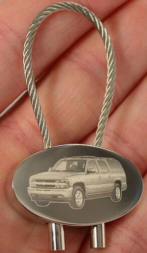 Chevrolet Schlüsselanhänger verschied C4 Corvette usw. Modelle Gravur C3
