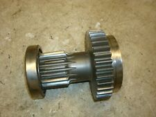 1966 Ford 3000 Tractor 8 Speed Transmission Shaft Amp Gear Assembly