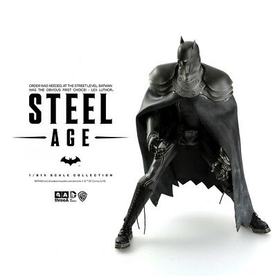 3A THREEA  X DC STEEL AGE BATMAN 1//6 SCALE FIGURE NIGHT VERSION ASHLEY WOOD NEW