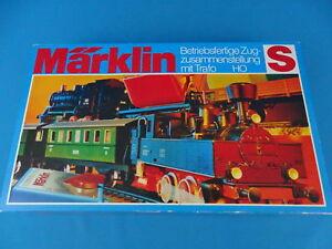 Marklin-2930-Starter-Set-Steamer-2-Personenwagen