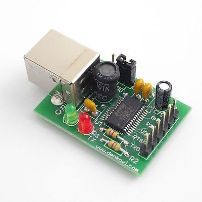 FTDI Basic Breakout USB - UART TTL 3.3/5V with chipset FT232RL