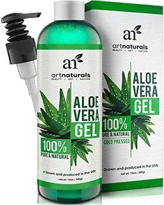 organic aloe vera gel for face