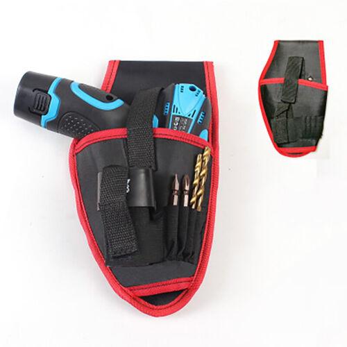 BESTAR Tool Waist Belt Bag Pocket Electric Drill Holster Cordless Heavy Duty