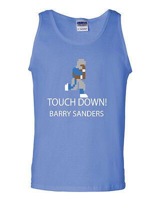Tecmo Bowl Barry Sanders Video Game T Shirt