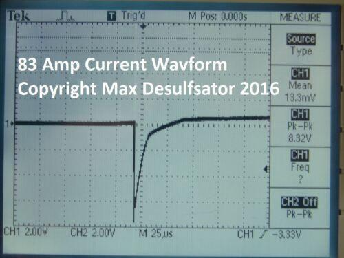 High Frequency Pulse Battery Desulfator 12V MD-12 BD12