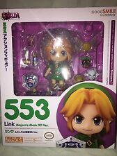 The Legend of Zelda: Link Majoras Mask Nendoroid Good Smile Company Authentic!