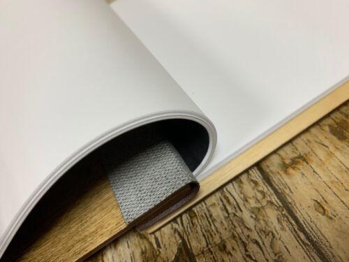 Personnalisé Mariage Livre d/'Or Baptême Memorial Scrapbook Album en bois