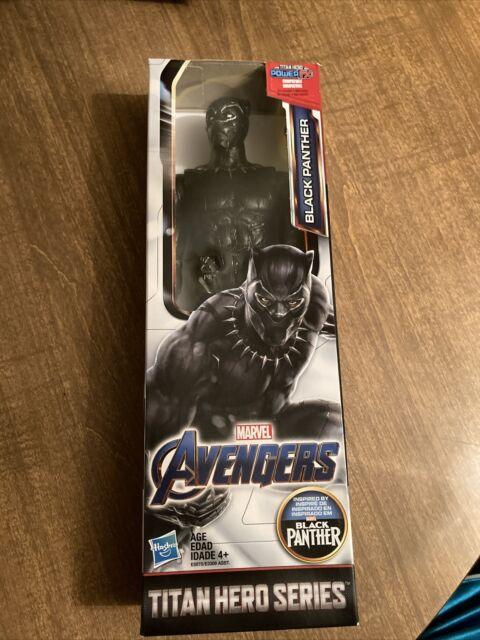 Marvel Hasbro Black Panther Titan Hero Series Avengers 12-Inch Action Figure NEW