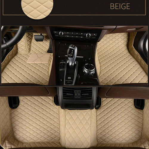 Car Floor Mats Front Rear Liner Waterproof Mat For Acura TSX 2008-2014