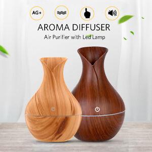 USB-DEL-Ultrasonic-Aroma-Humidificateur-Huile-Essentielle-Diffuseur-Aromatherapie-Purificateur