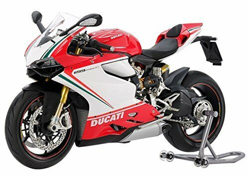 TAMIYA 14132 DUCATI 1199 PANIGALE S TRIcolor 1 12 SCALE KIT