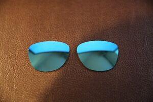 PolarLenz-Polarizadas-Azul-Hielo-Lente-de-Repuesto-para-Oakley-Frogskins-gafas-de-sol