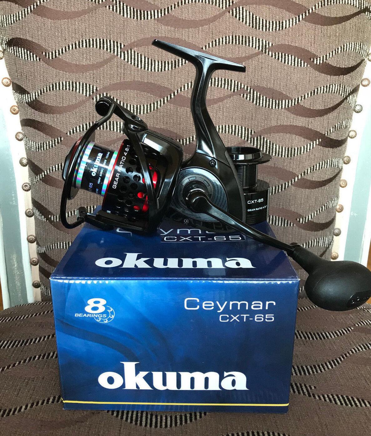 Okuma Okuma Okuma Ceymar XT CXT-65 FD Spinnrolle ef0940