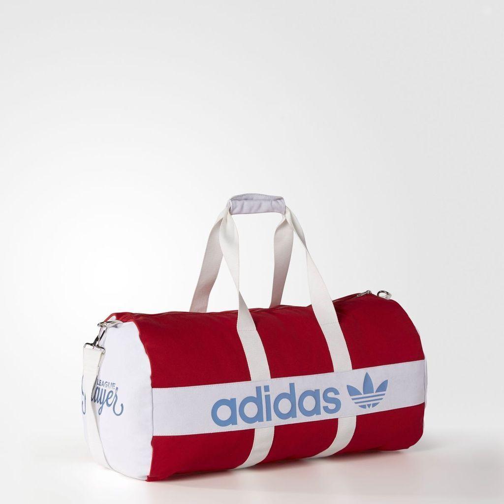 f681b05f2 Adidas Gym Bag Red White O S CD5137 Alltimers blueeeeeeeee oovede8283-Gym  Bags