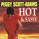 Hot & Sassy by Peggy Scott-Adams (CD, Oct-2001, Miss Butch Records)
