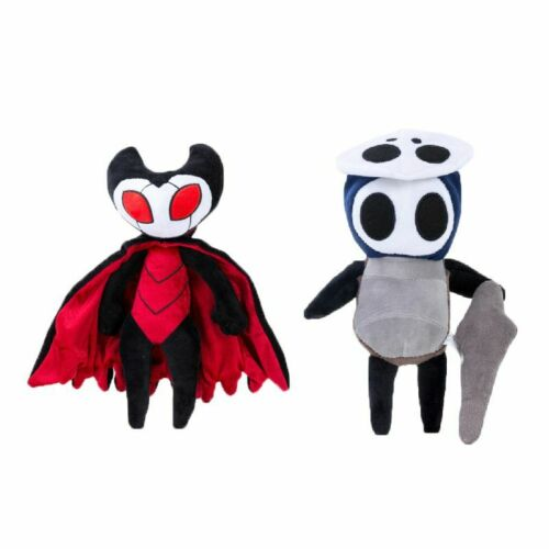 Hollow Knight Plush Doll Hornet Ghost Grimm Master Stuffed Toys Kids Xmas Gift