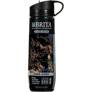 BRITA-Hard-Sided-Water-Filter-Bottle-23-7-Ounces-CAMO-NEW