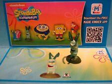 Kinder Spongebob Oster - Joy TR121A + Bpz