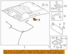 Genuine Toyota Coat Hook 74631-0C050-B0