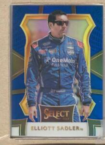 Elliott-Sadler-89-2017-Select-NASCAR-Racing-Blue-Prizm-004-199