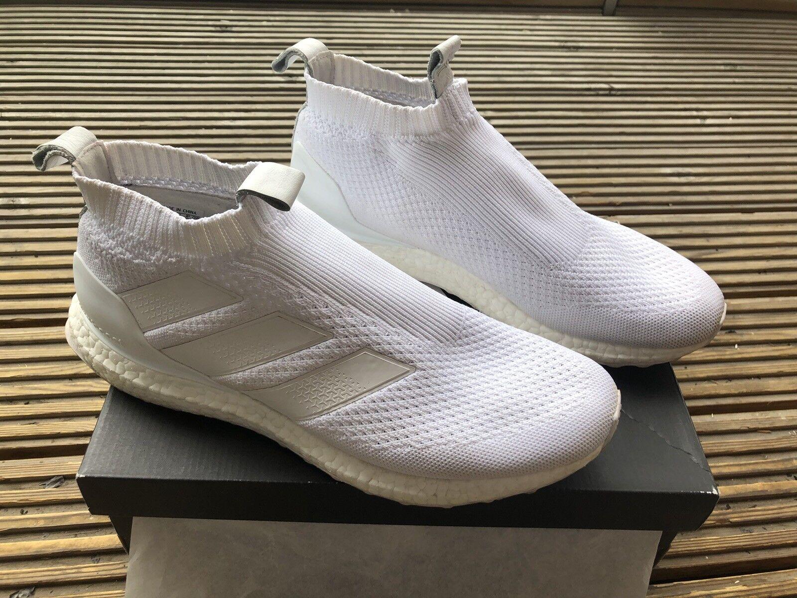Adidas A16 Tamaño Ultraboost Triple Usado Blanco Tamaño A16 9 8acaae