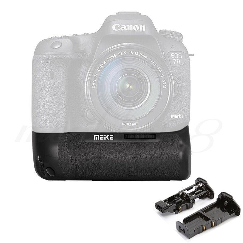 Meike MK-7D II Battery Grip Muti-Power For Canon EOS 7D Mark II as BG-E16