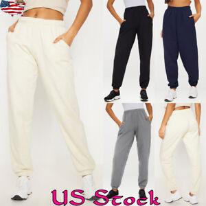 delle della pantaloni da dei gamba dei jogging ginnastica da gambe donne della larghi tuta della palestra pantaloni allentata sportiva della Pantaloni delle tuta FO8qXwx