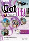 Got it: Level 3: Student Pack with Digital Workbook by Oxford University Press (Mixed media product, 2014)
