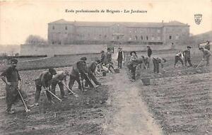 CPA 69 ECOLE PROFESSIONNELLE DE BRIGNAIS LES JARDINIERS