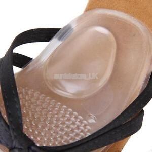 Pair-Gel-Silicone-Arch-Support-Heel-Flat-Foot-Orthotic-Insole-Insert-Cushion-Pad