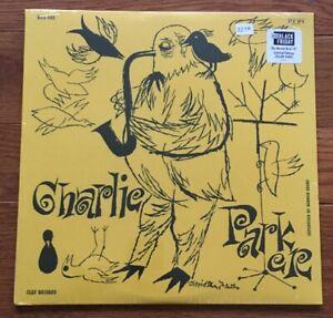 Charlie-Parker-Magnificent-Charlie-Parker-LP-Vinyl-New-Lt-Yellow-Jazz-RSD-BF